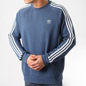/achat-sweats-col-rond-crewneck/adidas-sweat-crewneck-a-bandes-3-stripes-fm3778-bleu-marine-212657.html