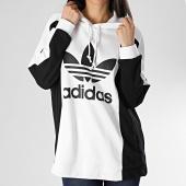 /achat-sweats-capuche/adidas-sweat-capuche-oversize-femme-a-bandes-fl4127-blanc-noir-212669.html