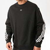 /achat-sweats-col-rond-crewneck/adidas-sweat-crewneck-3-stripes-wrap-fm1522-noir-212672.html