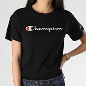 /achat-t-shirts/champion-tee-shirt-femme-112650-noir-212807.html