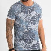 /achat-t-shirts/mtx-tee-shirt-f1070-bleu-marine-floral-212736.html