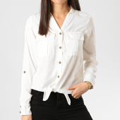 /achat-chemises-manches-longues/only-chemise-manches-longues-femme-karla-ecru-212937.html
