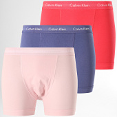/achat-boxers/calvin-klein-lot-de-3-boxers-cotton-stretch-u2662g-rose-rouge-bleu-marine-213126.html