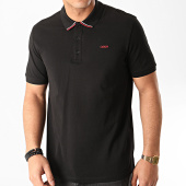 /achat-polos-manches-courtes/hugo-by-hugo-boss-polo-manches-courtes-daruso-202-50424126-noir-213089.html