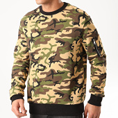 /achat-sweats-col-rond-crewneck/uniplay-sweat-crewneck-uy478-beige-camouflage-212989.html