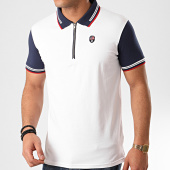 /achat-polos-manches-courtes/american-people-polo-manches-courtes-music-blanc-213277.html