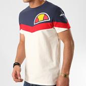 /achat-t-shirts/ellesse-tee-shirt-a-bandes-urmo-sxe09733-creme-213228.html