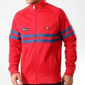 /achat-vestes/ellesse-veste-zippee-a-bandes-rimini-she00892-rouge-213270.html