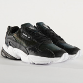 /achat-baskets-basses/adidas-baskets-femme-falcon-ef5517-core-black-cloud-white-mystery-ruby-213373.html