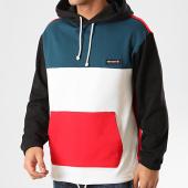 /achat-sweats-capuche/element-sweat-capuche-tokyo-rouge-blanc-noir-213518.html
