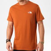 /achat-t-shirts/the-north-face-tee-shirt-simple-dome-tx5u-marron-213402.html