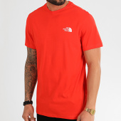 /achat-t-shirts/the-north-face-tee-shirt-simple-dome-2tx5-rouge-213406.html