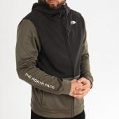 /achat-vestes/the-north-face-veste-zippee-capuche-overlay-a4cfx-vert-kaki-noir-213432.html
