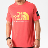 /achat-t-shirts/the-north-face-tee-shirt-fine-alp-2-a4m6n-rouge-213447.html