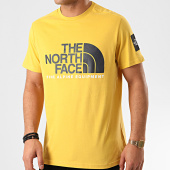 /achat-t-shirts/the-north-face-tee-shirt-fine-2-m6nz-jaune-213452.html