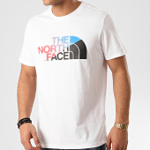 /achat-t-shirts/the-north-face-tee-shirt-m6ob-blanc-213458.html