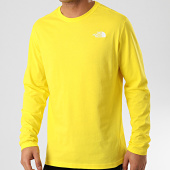 /achat-t-shirts-manches-longues/the-north-face-tee-shirt-manches-longues-red-box-93ld-jaune-213478.html
