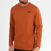 /achat-t-shirts-manches-longues/the-north-face-tee-shirt-manches-longues-red-box-a493l-camel-213481.html
