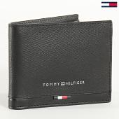 /achat-portefeuilles/tommy-hilfiger-porte-cartes-business-leather-mini-cc-5842-noir-213395.html