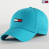 /achat-casquettes-de-baseball/tommy-jeans-casquette-flag-cap-5956-bleu-turquoise-213408.html