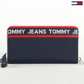 /achat-portefeuilles/tommy-jeans-portefeuille-femme-logo-tape-nylon-8264-bleu-marine-213426.html