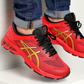 /achat-baskets-basses/asics-baskets-gel-kayano-26-1011a772-classic-red-pure-gold-213666.html