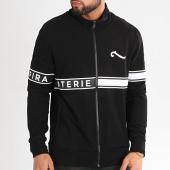 /achat-vestes/la-piraterie-veste-zippee-paris-noir-213643.html