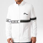 /achat-vestes/la-piraterie-veste-zippee-paris-blanc-213645.html