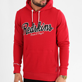 /achat-sweats-capuche/redskins-sweat-capuche-daft-smash-rouge-213533.html