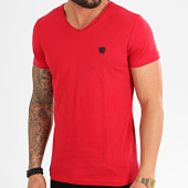 /achat-t-shirts/redskins-tee-shirt-col-v-aden-rouge-213545.html