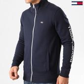/achat-vestes/tommy-hilfiger-jeans-veste-zippee-essential-7931-bleu-marine-213760.html