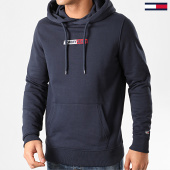 /achat-sweats-capuche/tommy-hilfiger-jeans-sweat-capuche-embroidered-box-8063-bleu-marine-213766.html