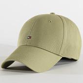 /achat-casquettes-de-baseball/tommy-hilfiger-casquette-bb-cap-4496-vert-213834.html