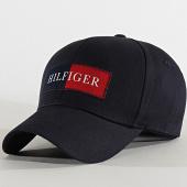/achat-casquettes-de-baseball/tommy-hilfiger-casquette-hilfiger-cap-6050-bleu-marine-213839.html