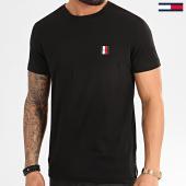 /achat-t-shirts/tommy-hilfiger-tee-shirt-modern-essential-3327-noir-213860.html