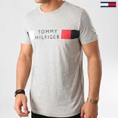 /achat-t-shirts/tommy-hilfiger-tee-shirt-rwb-box-outline-3330-gris-chine-213865.html