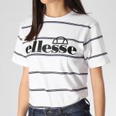 /achat-t-shirts/ellesse-tee-shirt-femme-a-rayures-pianna-sge08424-blanc-213940.html