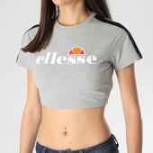 /achat-t-shirts/ellesse-tee-shirt-crop-femme-a-bandes-bobbie-sge08430-gris-chine-213943.html