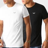 /achat-t-shirts/kaporal-lot-de-2-tee-shirts-rift-noir-blanc-214088.html