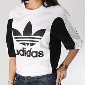 /achat-t-shirts/adidas-tee-shirt-femme-boyfriend-fl4118-noir-blanc-214173.html