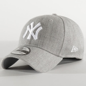 /achat-fitted/new-era-casquette-fitted-39thirty-heather-12285454-new-york-yankees-gris-chine-214407.html