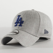 /achat-fitted/new-era-casquette-fitted-39thirty-heather-12285457-los-angeles-dodgers-gris-chine-214409.html