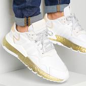 /achat-baskets-basses/adidas-baskets-nite-jogger-fv4137-cloud-white-gold-metallic-214608.html
