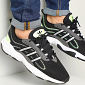 /achat-baskets-basses/adidas-baskets-haiwee-fv4597-core-black-silver-metallic-grey-six-214624.html