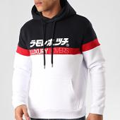 /achat-sweats-capuche/luxury-lovers-sweat-capuche-shuto-tricolore-blanc-bleu-marine-rouge-214514.html