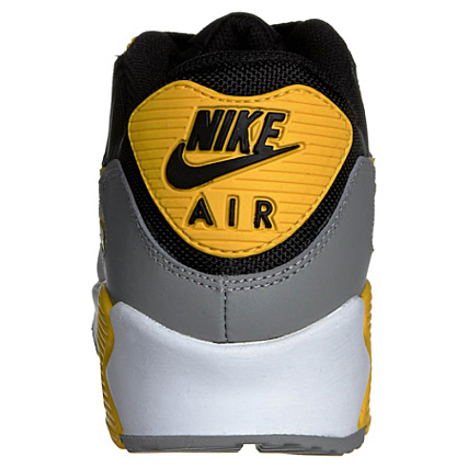 newest 16bed 781df Home   OLD N   Baskets - Chaussures   Baskets Nike Air Max 90 Noir Gris  Jaune