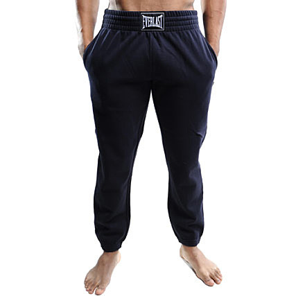 great quality first rate good selling Pantalon Jogging Everlast Grady Bleu Marine ...