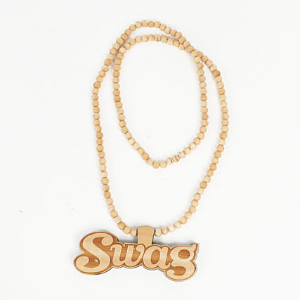 collier femme swag