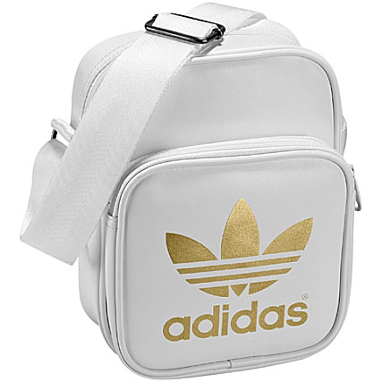 Petite Adidas Blanche Adidas Airline Airline Sacoche Blanche Sacoche Petite Aj354cLSqR