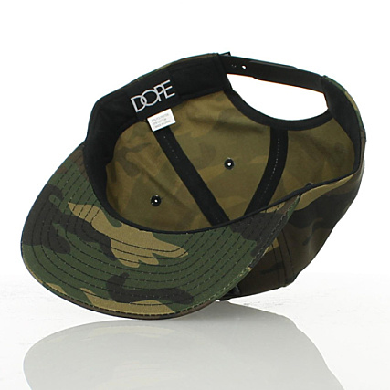 newest 8adc0 97738 ... promo code for home dope couture casquettes snapbacks casquette snapback  dope couture classic logo camouflage d1653